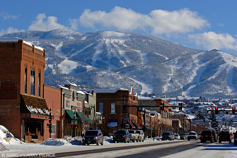 Steamboat, Colorado Resort