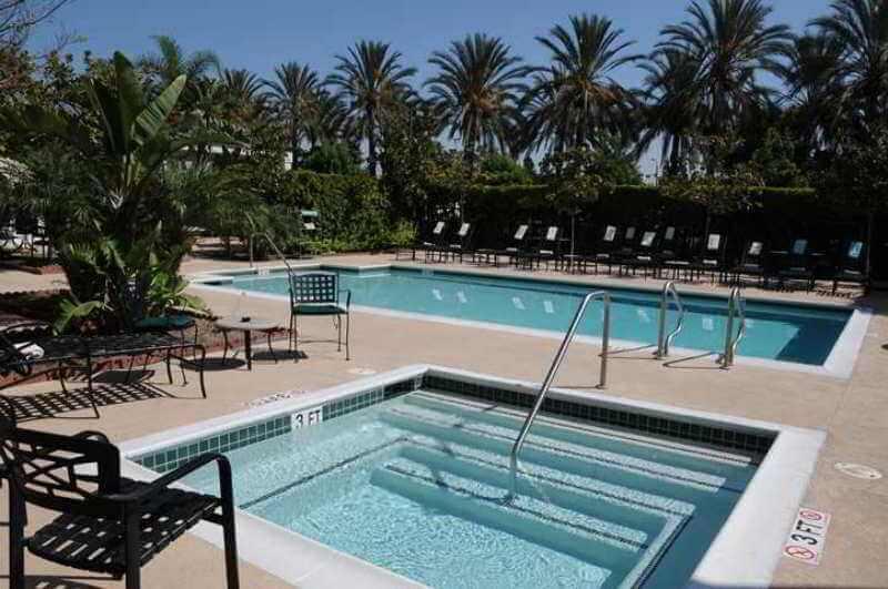 Hilton Garden Inn Anaheim Garden Grove Los Angeles