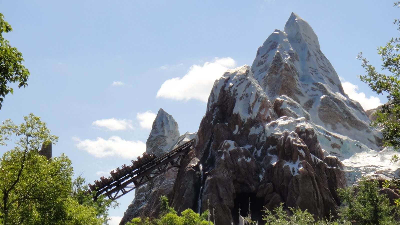 Expedition Everest - Walt Disney World Resort