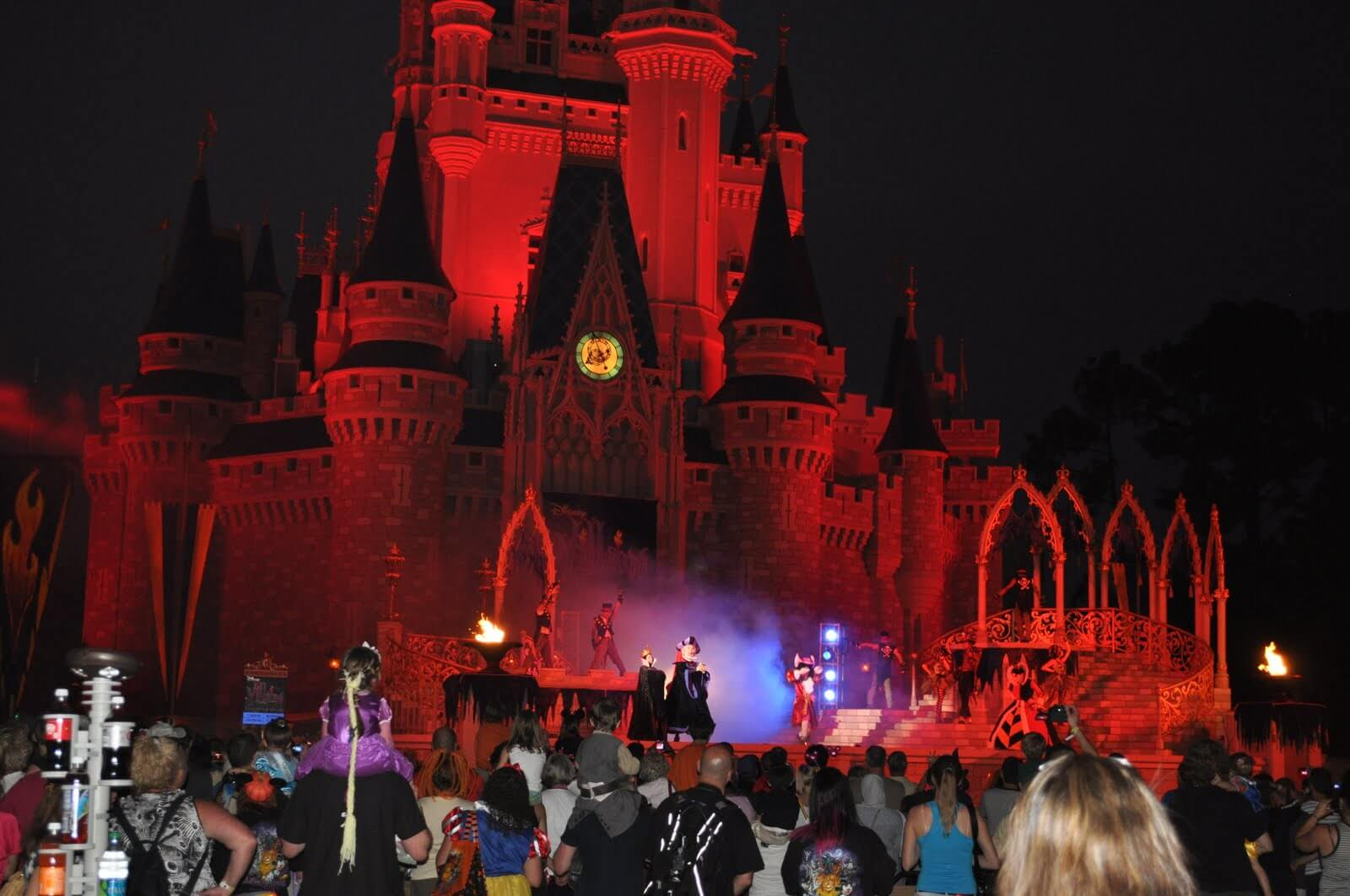 Our Oh-So-Fun Night at Mickey's Not-So-Scary Halloween Party