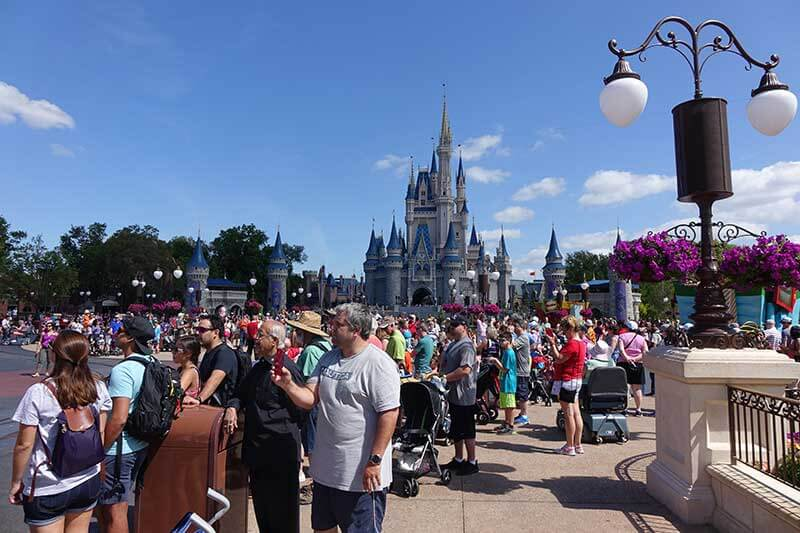 Lost at Disney World - What to Do