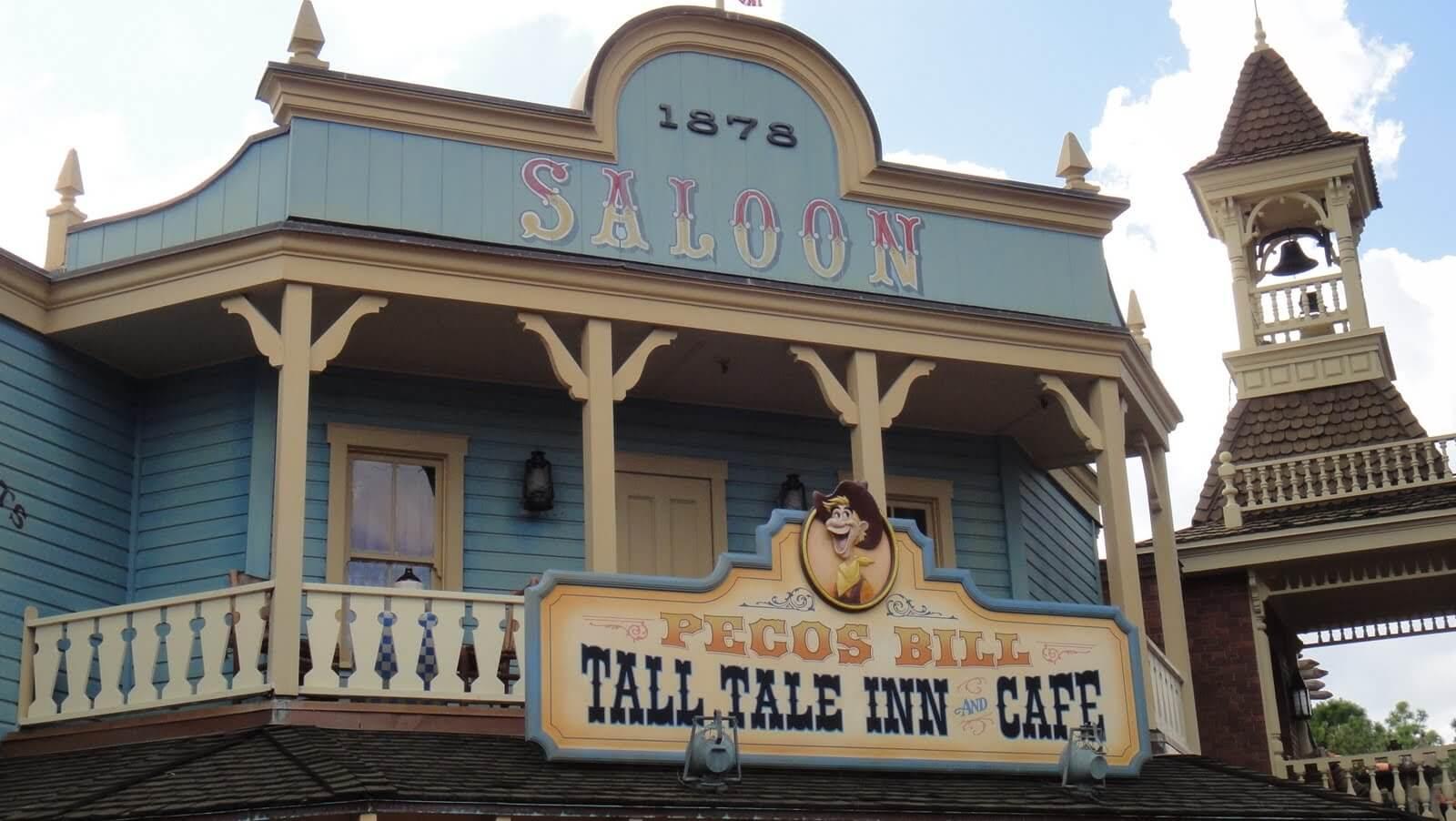 Pecos Bill Tall Tale Inn Cafe