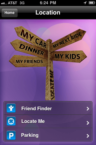 'Find a Friend' Feature