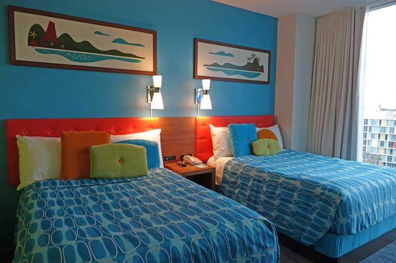 Official Universal Orlando Hotel - Cabana Bay Beach Resort 2 Bedroom Suite