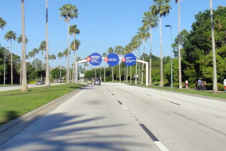 Photo Guide to Getting to ... Universal Orlando