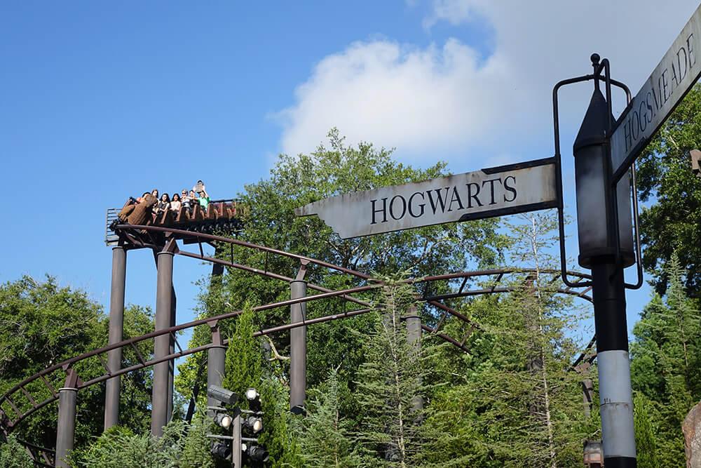 Flight of the Hippogriff - Orlando Kiddie Rides