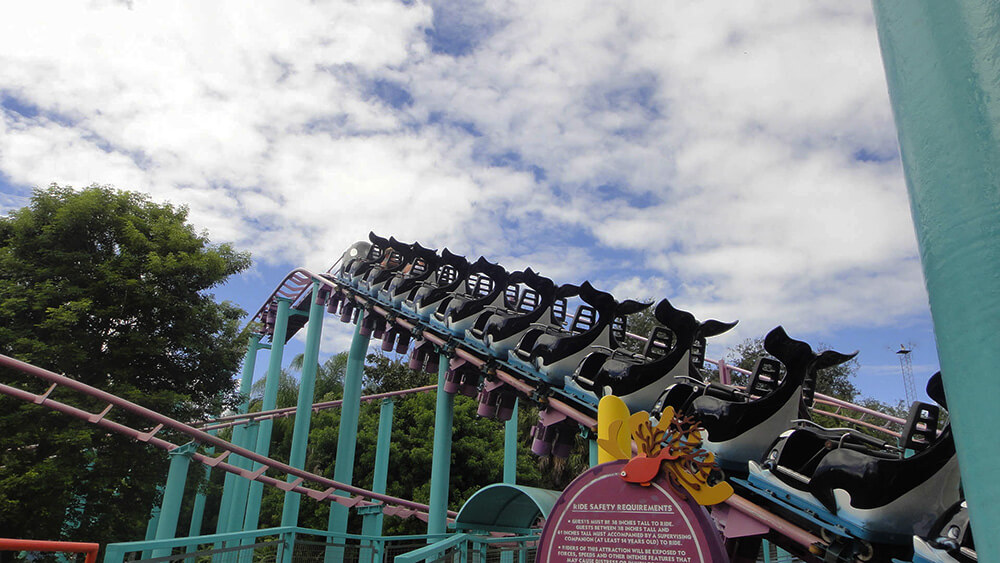 Top 7 Orlando Thrill Rides for Little Ones & Height Requirements