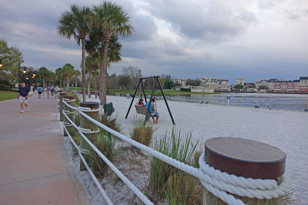 Disney's Deluxe Resorts - BoardWalk Inn