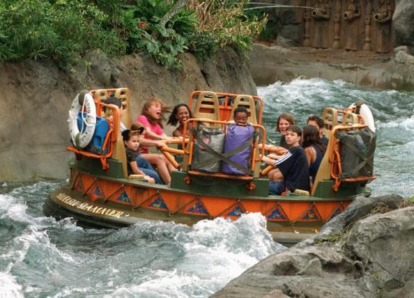 Kali River Rides - Orlando Kiddie Rides