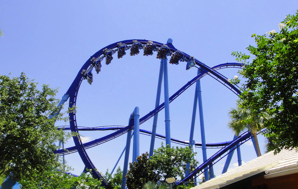 Orlando FlexTicket - SeaWorld's Manta