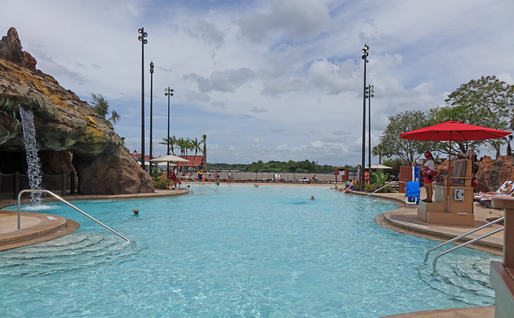 Disney's Deluxe Resorts - Disney's Polynesian Village Resort