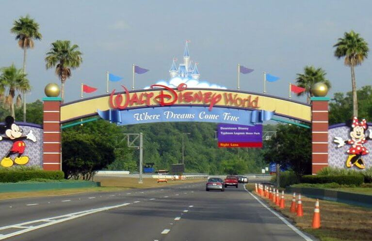 Walt Disney World Resort - Directions & General Travel Information