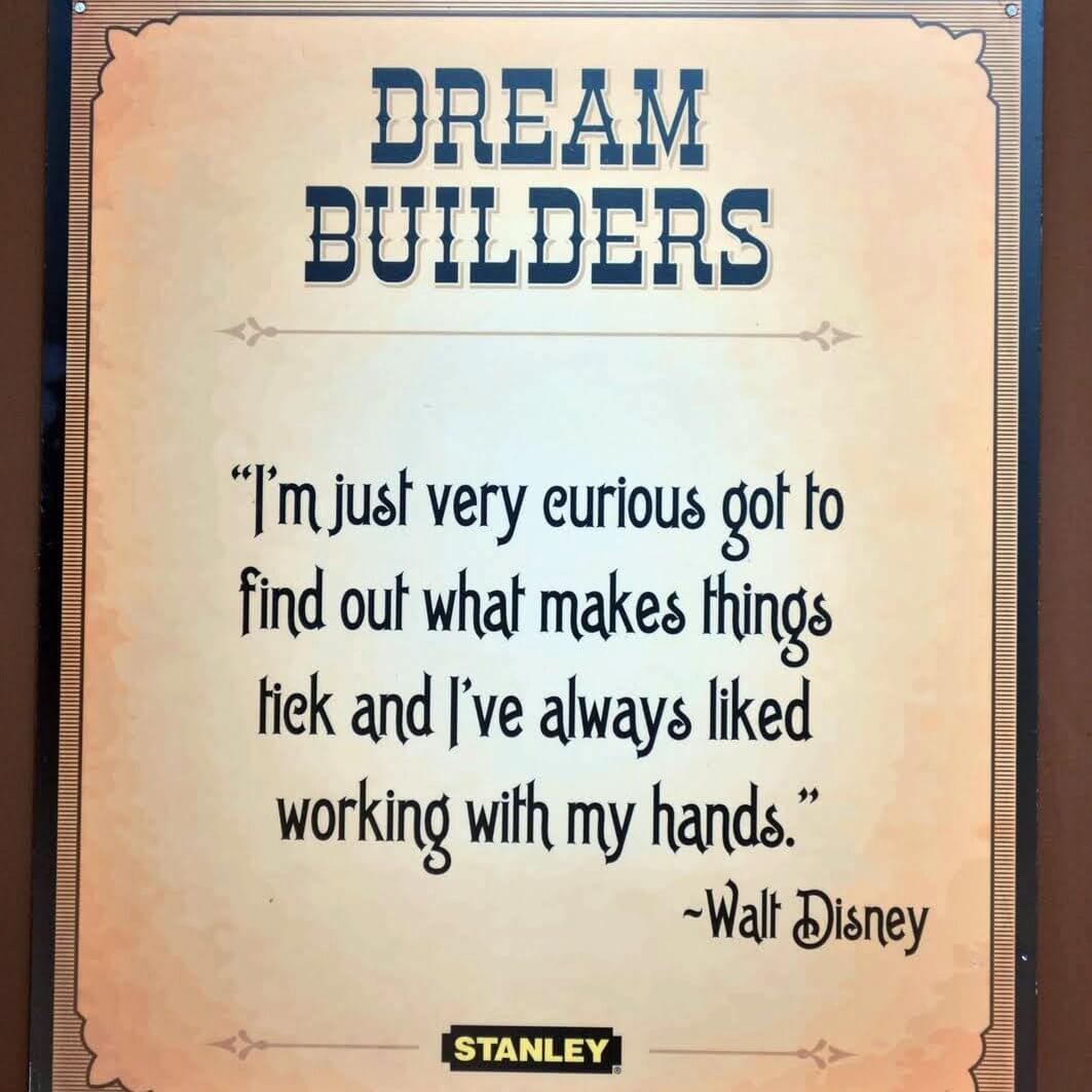 when closed rides inspire disney quotes courtesy of dream