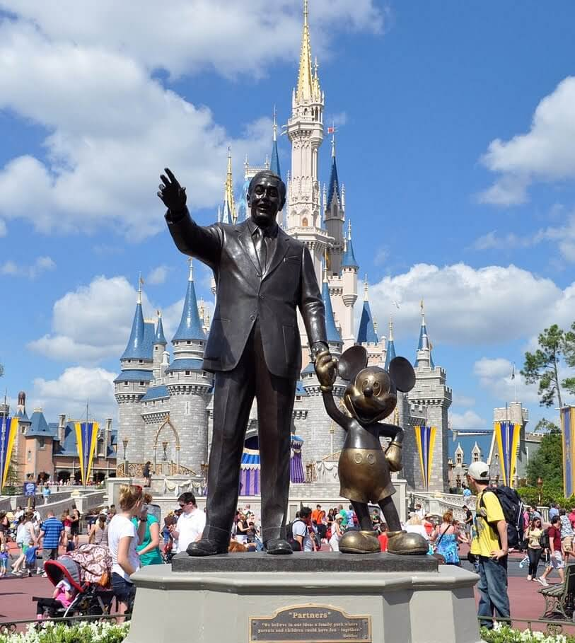 Take the Nine by Noon Magic Kingdom Challenge