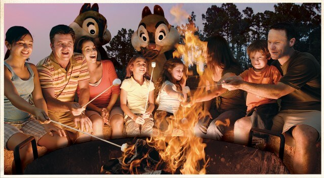 Chip and Dale's Campfire Sing-a-long