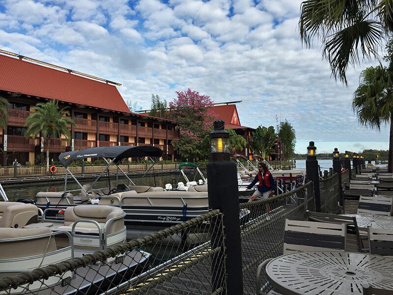 Taking Walt Disney World By (In, On or Near) Water - Boat Rentals
