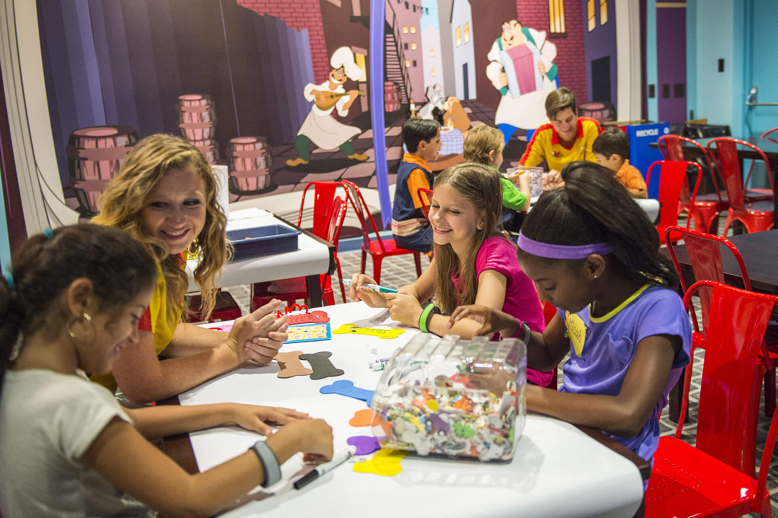 What We Love About Disney World's Child Care Services