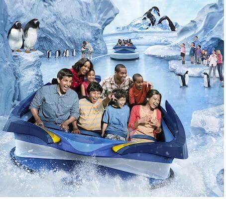 Antarctica: Empire of the Penguin at SeaWorld