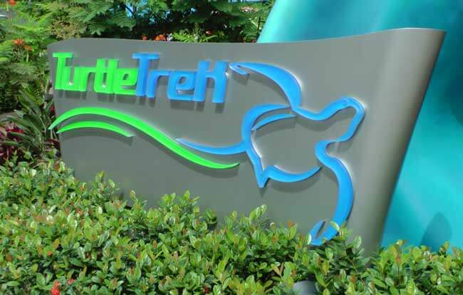 SeaWorld Orlando's TurtleTrek = Awesome ... A Review By Tad