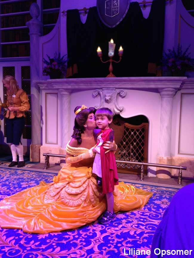 Inside New Fantasyland: Sneak Previews of Enchanted Tales with Belle & Under the Sea