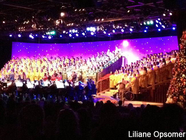 Candlelight Processional at Epcot®