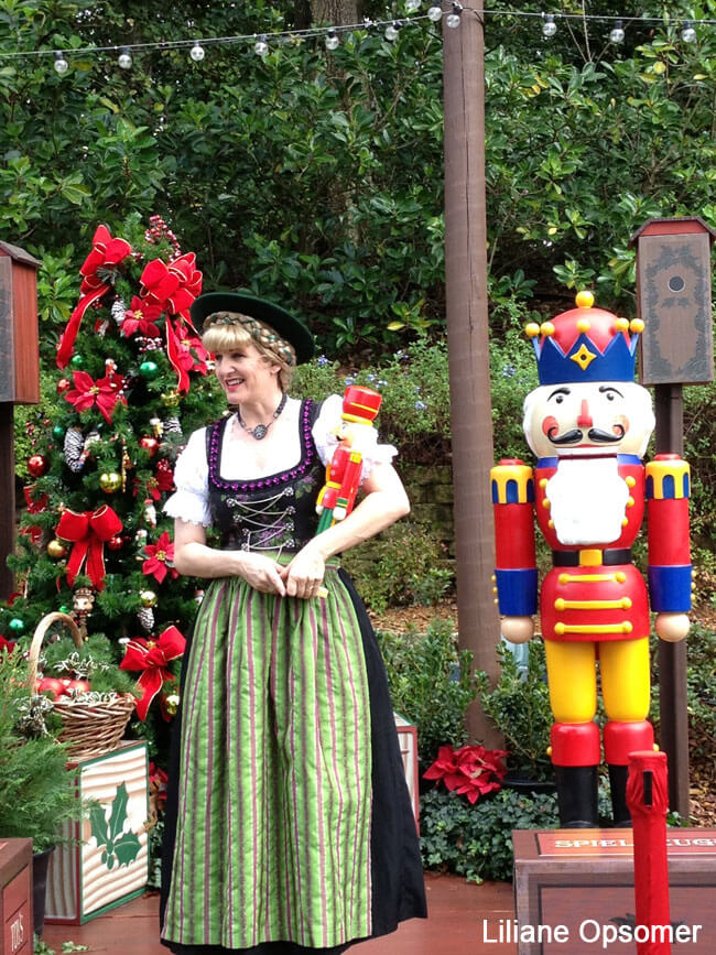 Holidays Around the World at Epcot®