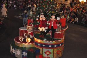 Mickey's Once Upon a Christmas Parade