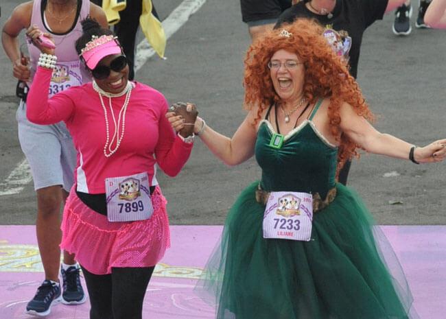 Run, Merida, Run! A First-Timer Takes on a Disney 5K