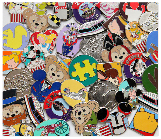 Pin Trading via Disney Parks Blog