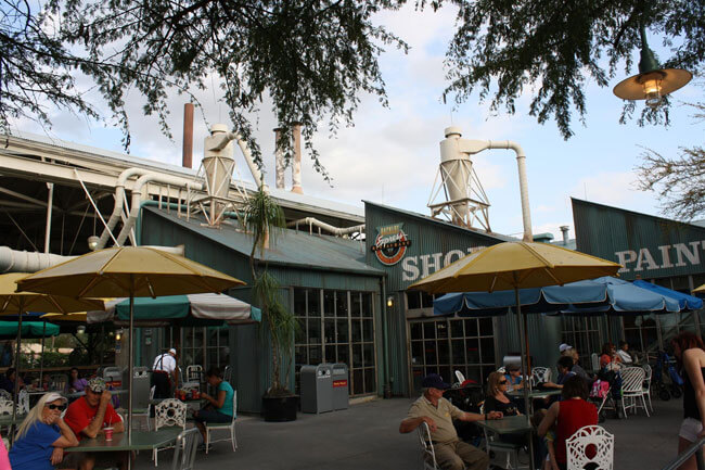 Disney's Hollywood Studios' $ Budget Dining Treasures