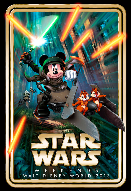 Disney & Parks News: More 'Star Wars' Weekends, Disney Springs Details