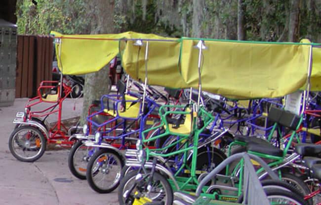 Surrey Bikes