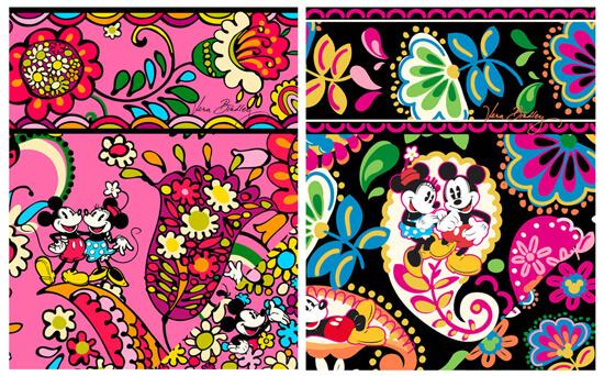 Vera Bradley Collection via Disney Parks Blog