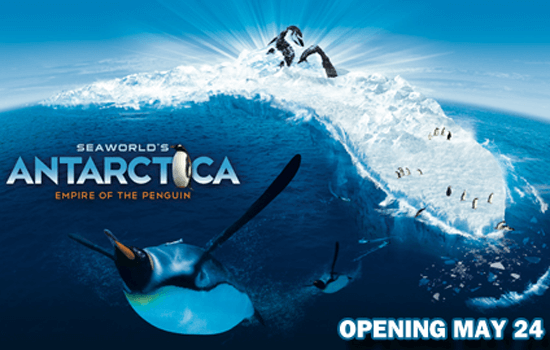 Parks News: Antarctica Prepares for Opening; Universal's Potter Expansion Pegged for Summer 2014