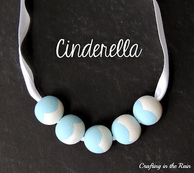 Cinderella necklace