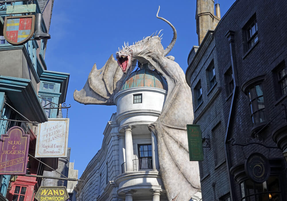 Best Orlando Theme Parks by Age Group - Universal Studios Florida