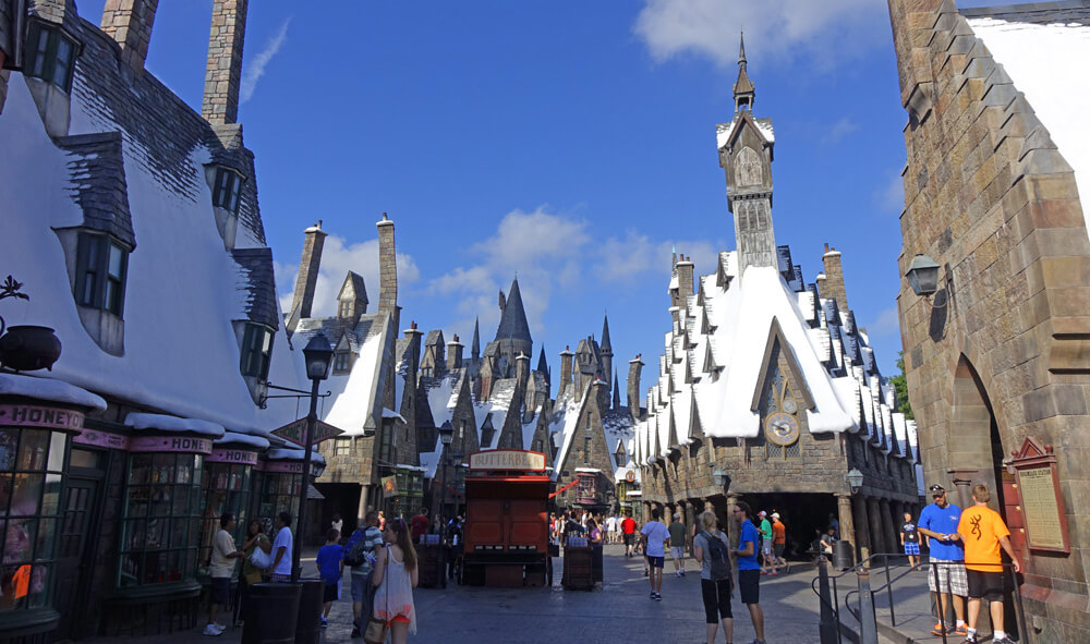 Best Orlando Theme Parks by Age Group - Universal's Islands of Adventure
