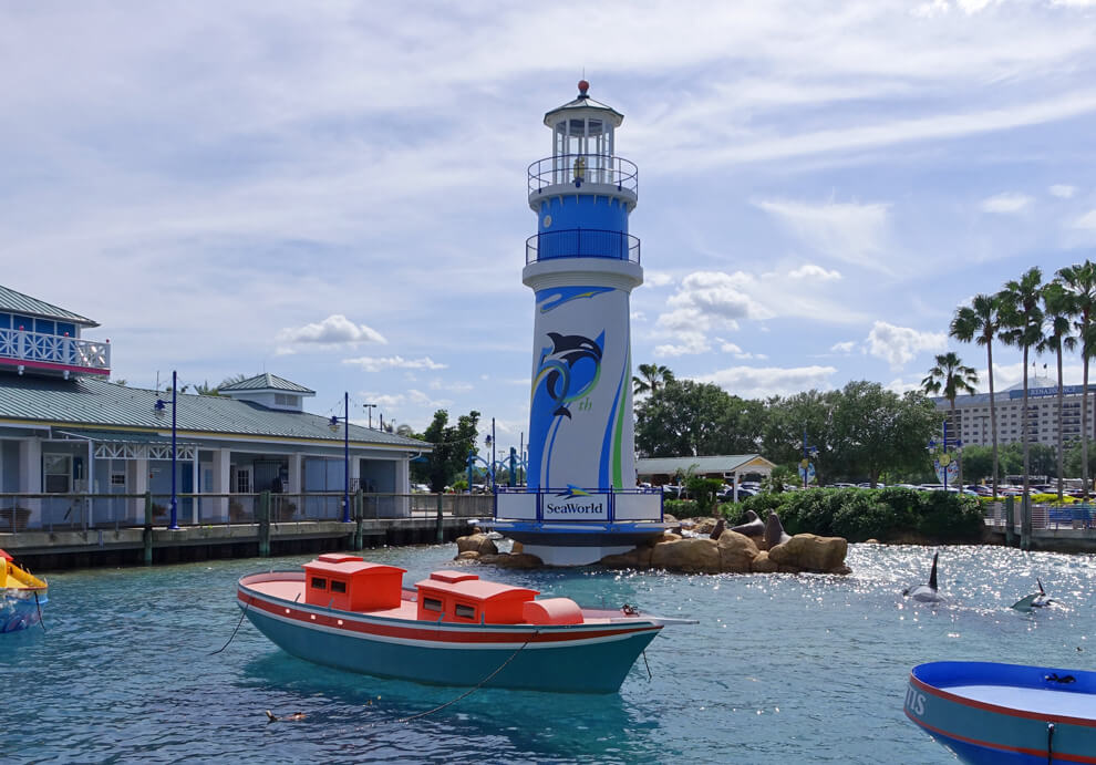 Best Orlando Theme Parks by Age Group - SeaWorld Orlando