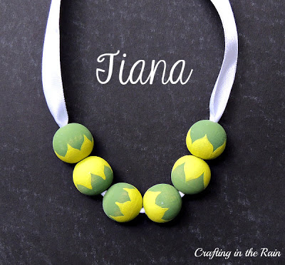 Tiana necklace