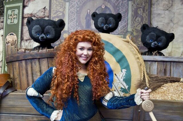 Disney & Parks News: Debating the Merits of Merida; A May Full of Fun