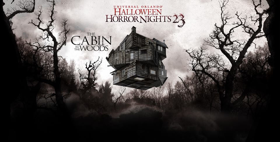First House of Universal's Halloween Horror Nights Revealed: 'The Cabin In The Woods'