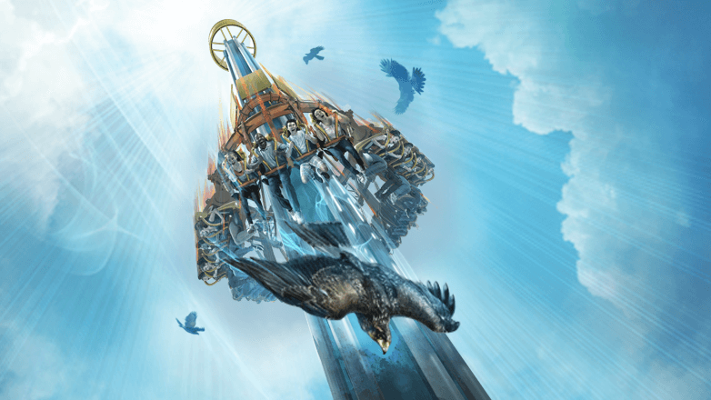 Busch Gardens Tampa Bay Announces a New Drop Tower in 2014