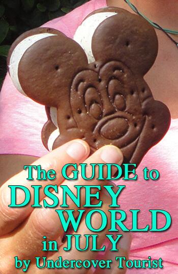 Disney World in July