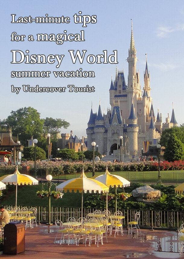 Last-Minute Tips for a Magical Disney World Summer Vacation