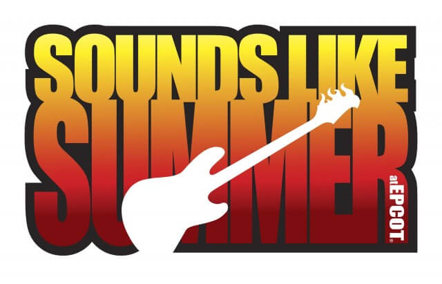 Disney World in July - Sounds Like Summer concert series