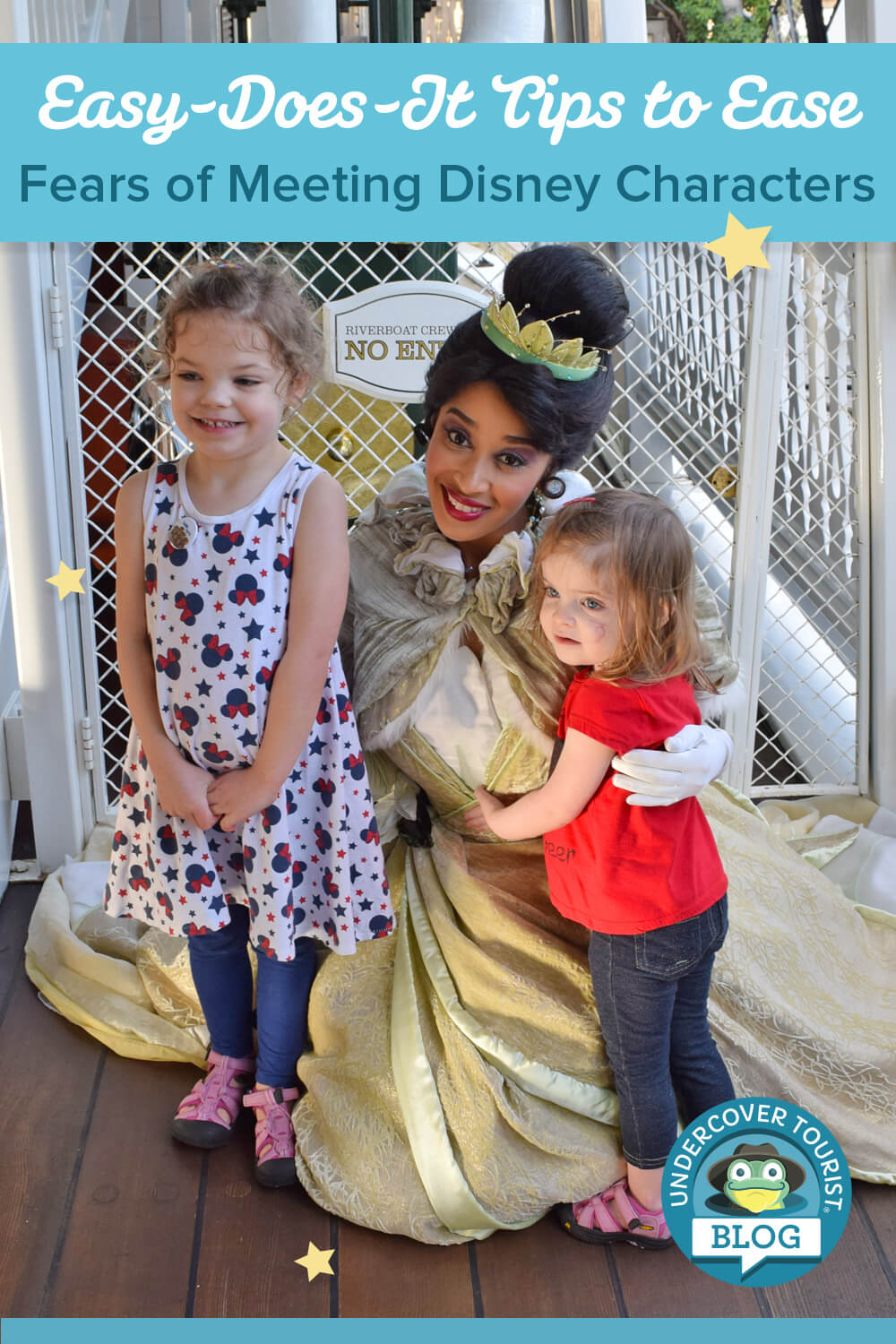 Easy-Does-It Tips to Help a Child Afraid of Disney Characters - Tiana