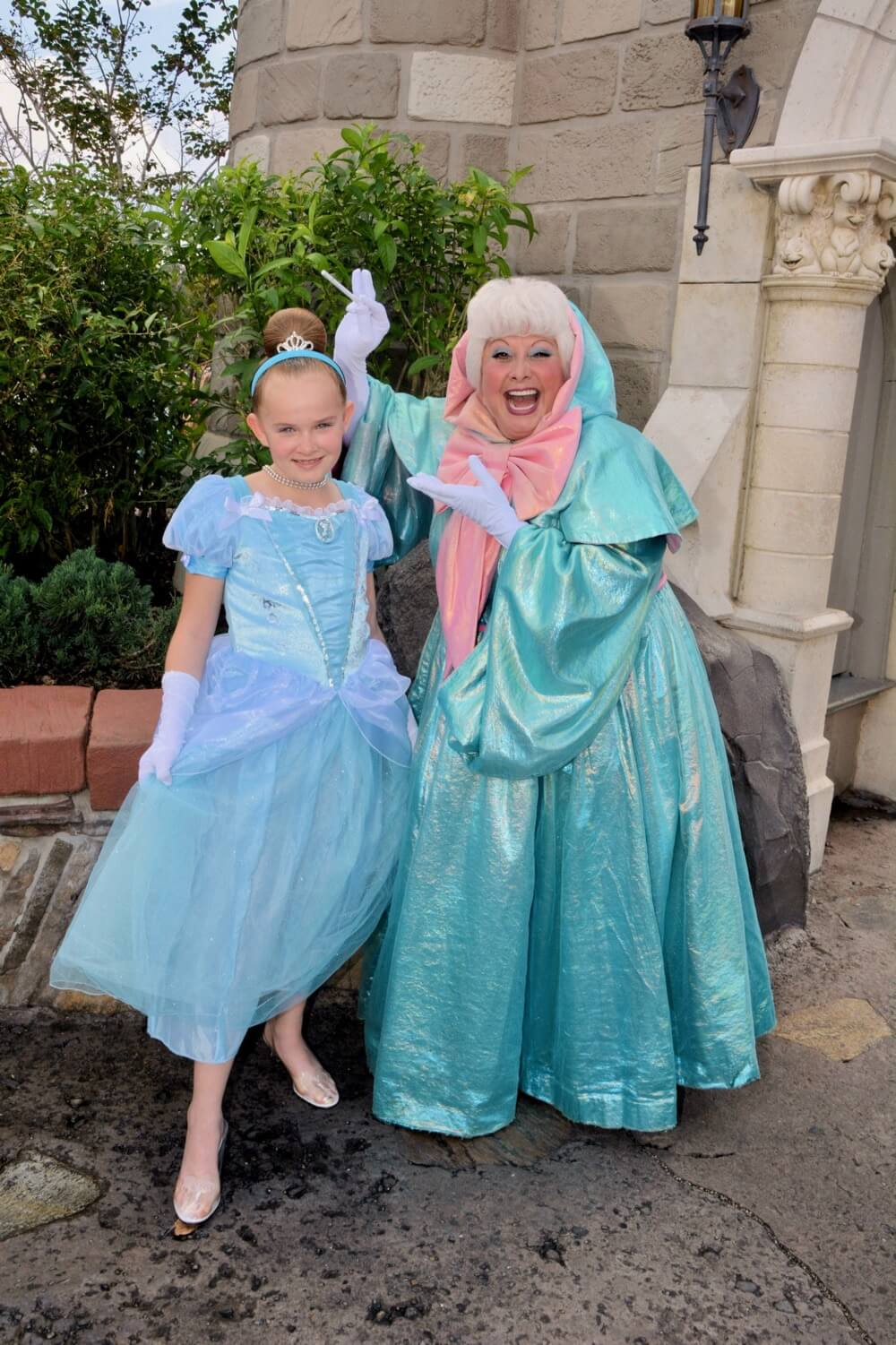 The Royal Treatment at Bibbidi Bobbidi Boutique