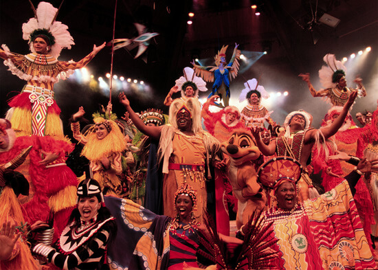 Parks News: Disney World's Festival of the Lion King Is Getting a New Home