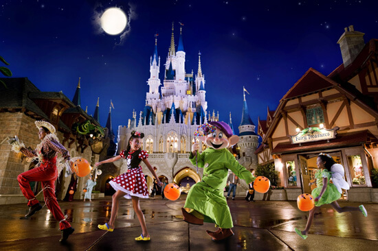 Monstrous Details Revealed for Mickey's Not So Scary Halloween ...