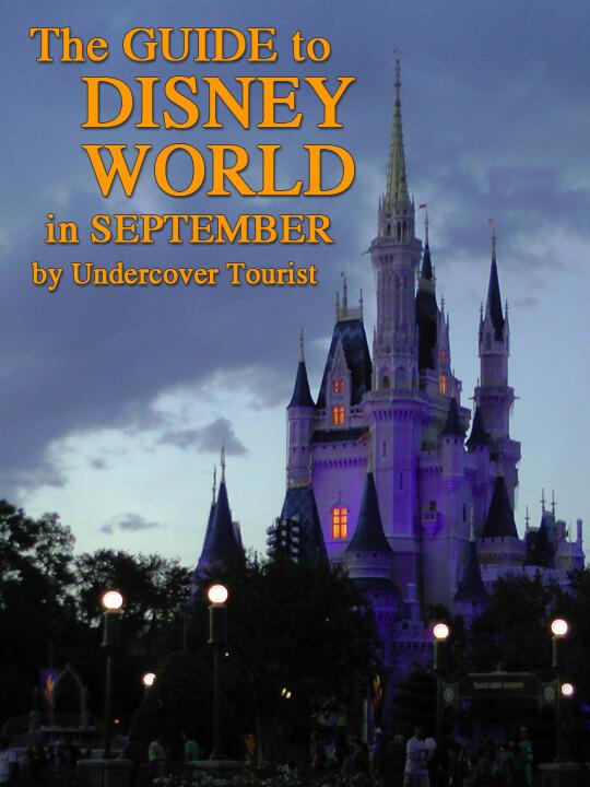 Disney World, Universal & SeaWorld Planning for September